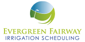 evergreen fairway irrigation scheduling